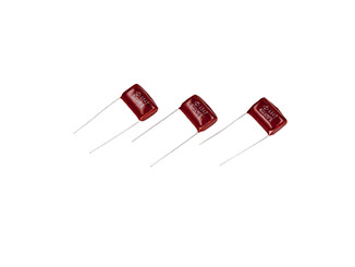 CL21 金属化聚酯膜电容器