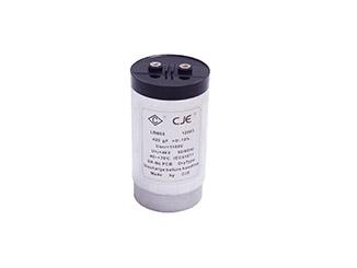 金属化膜直流滤波电容器(铝壳)